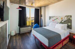 Queen Bed ADA Accessible Room